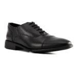 Zapato oxford perforado