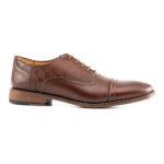 Zapato oxford con petatillo